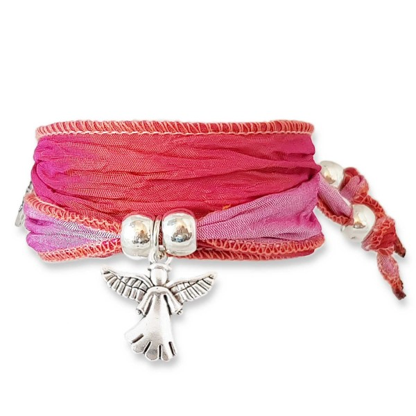 Pink Lilac - Little Angel Symbolarmband